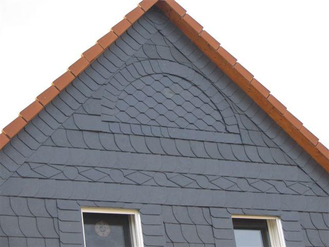 schiefergiebel mischungsverh ltnis zement. Black Bedroom Furniture Sets. Home Design Ideas